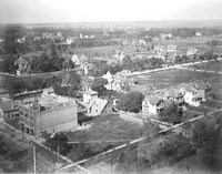 Looking northwest from Lake St. & Cuyler Ave., 1896