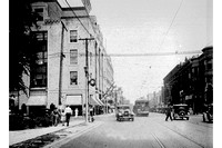 Lake Street looking east from Harlem Ave., c. 1933