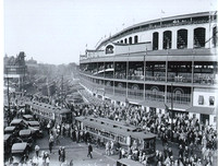 Wrigley Field, Opening Day 1928 (#1)