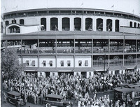 Wrigley Field, Opening Day 1928 (#2)
