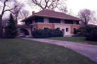 Winslow House by Frank Lloyd Wright